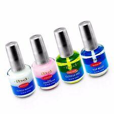 Olio per cuticole smalto rinforzante per unghie IBD top coat capacità  14 ml