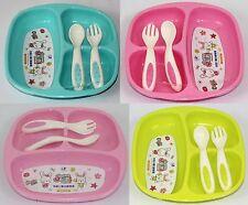 Babies,Children's Breakfast Dinner Set For Boys And Girls