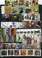 Commemoratives 2005 2006 SERIE COMMEMORATIVE / MINIATURA fogli inserzione MULTIPLA