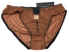 Love Claudette Dessous Mesh American Tan Bikini Panty Women's Lingerie Intimates