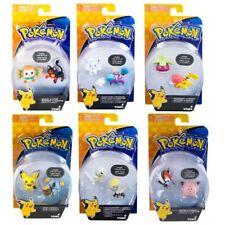 Selección Battle Pack | Pokemon | Tomy | 2 Piezas Conjunto | Figuras de Acción