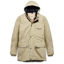 Timberland Homme Veste D'hiver Parka ROLLINS MONTAGNE 2 en 1 Couleur sable Gr. M