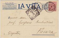 ROMA - LA VITA - PERIODICO - EDITORIA 1914