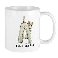 CafePress Wire Fox Terrier Tail Wft Mug 11 oz Ceramic Mug (540370664)