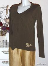 NTS Not The Same camiseta blusa, blusa BEATRIZ Marrón Brown