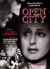 Open City (DVD, 1998) NEW Anna Megnani Roberto Rossellini USA Region 1 RARE