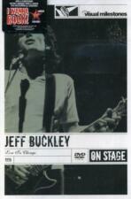 Jeff Buckley Live In Chicago music DVD 2000 concert