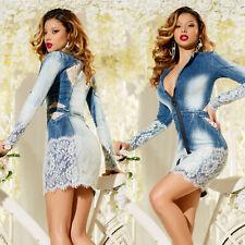 BY ALINA Damenkleid Damen Kleid Minikleid  Dress Cocktailkleid XS S M  L #697