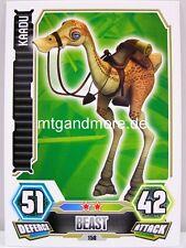 Kaadu  #158 - Force Attax Serie 3