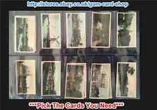 ☆ Cavanders - River Valleys 1926 1 to 50 (G) *Please Select Card*