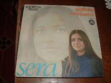 """GIGLIOLA CINQUETTI SANREMO'68 """"SERA (Vecchioni) - SE DECIDERAI """" ITALY'68"""