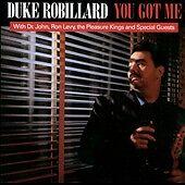 You Got Me - Duke Robillard CD
