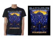IRON MAIDEN - Powerslave - T SHIRT S-M-L-XL-2XL Brand New Official T Shirt