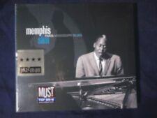 MENPHIS SLIM - PARIS MISSISSIPI BLUES. 2 SEALED CD.