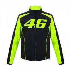 VR46 Oficial Valentino Rossi negro hombre chaqueta Softshell - vrmjk 306204