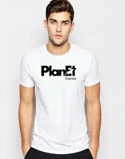 Futurama Camiseta PLANET EXPRESS welshy Fry Bender Regalo Gráfico Unisex Camiseta Top