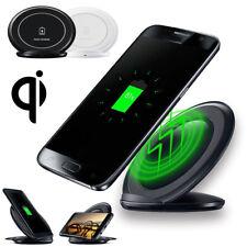 Qi Wireless Fast Charger Ladestation Induktive Ladegerät für Samsung Galaxy S7