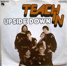 "7"" 1975 Dutch POP! teach in: Upside Down // MINT - \ \"