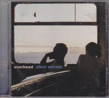 OVERHEAD - silent witness CD