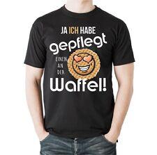 T-shirt gofre han descalabrado comer más divertidos hechizo siviwonder