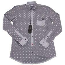 4787O camicia manica lunga gold DOLCE & GABBANA uomo shirt men