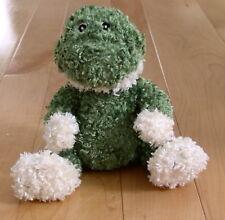 "Baby Animal Adventure 7"" Green Frog Plush"