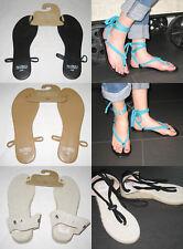 STAFIL MySANDALS Sandalen m austauschbaren Bänder Zehentrenner Sohle Wedges 1511