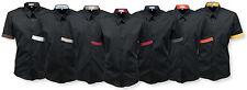 Camicia Uomo Lavoro Ristorazione Nera Work Man Restaurants Black Shirt C04BU