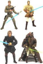Star Wars Action figure Jedi OBI WAN KENOBI Anakin Luke Skywalker Mace Windu