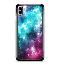 Shooting Super Stars Space lumineux vifs Vivid glistery 2D étui de téléphone
