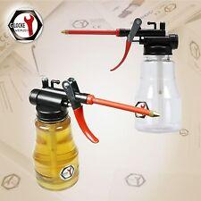 Ölspritzkännchen + 200ml Druckluftöl ISO 46 GLOCKE Werkzeuge Ölkanne Öl-Spritze