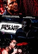 BEST LAID PLANS 2012 Thriller dvd UNDERGROUND FIGHTS Stephen Graham ADEWALE