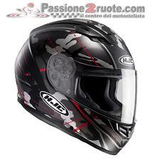 Helmet Hjc Cs15 Songtan black red casque integral helm XS S