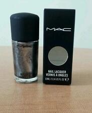 NEW NIB MAC Grey Friday Nail Laquer Polish Frost