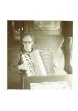 (09311) Cartolina - Fisarmonica Giocatore su Londinese Day Viaggio in treno