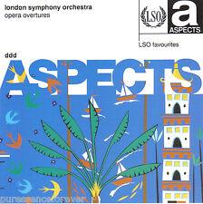 LONDON SYMPHONY ORCHESTRA - Opera Overtures (UK 7 Tk CD Album)