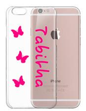Funda Iphone Personalizada con mariposas, estrellas o unicornios en el amor isla fuente