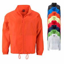 James & Nicholson Herren Men's Promo Jacket Jacke Regenjacke S M L XL XXL 3XL