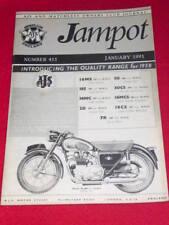 JAMPOT - AJS & MATCHLESS - Jan 1991 # 455