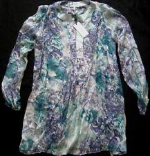 Shan señora vestido vestido de playa cornemuse pap seda multicolor