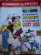 Corriere dei Piccoli 25 1968 Michel Vaillant Jacovitti