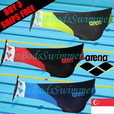 Arena AST16101 Competition Swimwear/Swimsuit Swim/Swimming Trunks/Briefs