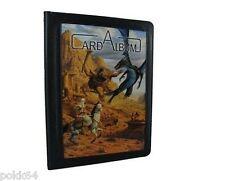 Trendus Larry Elmore card Album Portfolio DESERT BATTLE folder 180 cards 3800