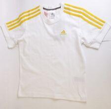 Chicos Adidas Camiseta De Manga Corta Varios Tamaños (A-88)