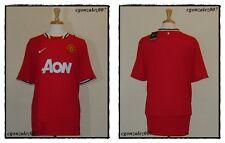Nike Manchester United FC MUFC Soccer Futbol Jersey England EPL BPL FA Men's