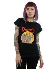 Disney Women's Dumbo Flying Elephant T-Shirt