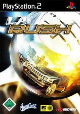 L.A. Rush PS2 Playstation 2