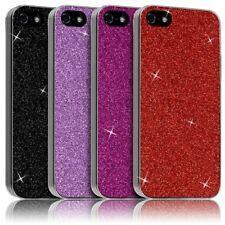 Housse Etui Coque Rigide pour Apple iPhone 5 Style Paillette Couleur