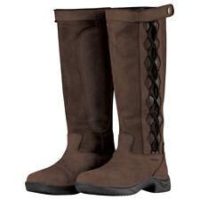 Dublin Gingham Print Riding Boot Socks Three Pack Cotton Knee Length