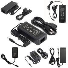 Power Supply Adapter AC To DC 12V~24V 2A/3A/5A/6A/10A 5050 3528 LED Strip Light